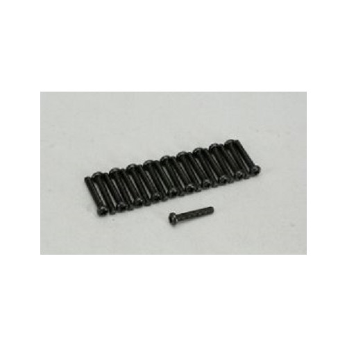 HIROBO 2533-016 PAN HEAD SCREW M3X18